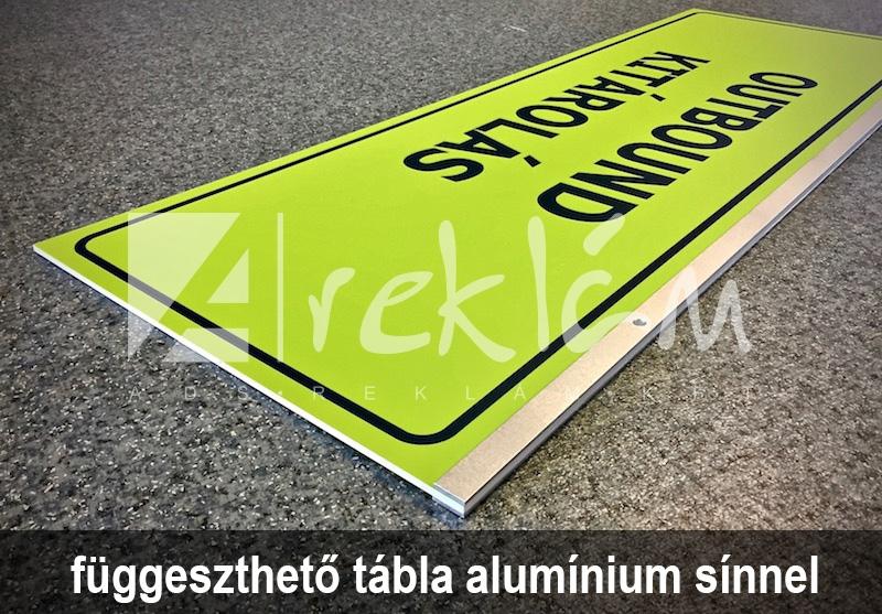 14056b6bdc Műanyag lemeztábla | Reklámtábla készítés